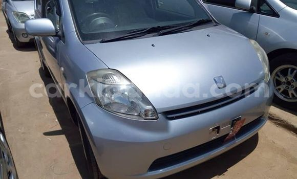 Buy Used Toyota Passo Silver Car in Kampala in Uganda