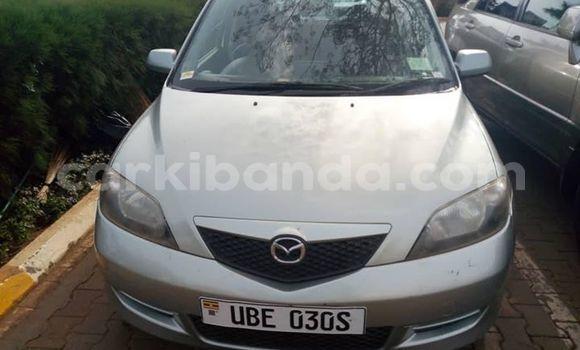 Buy Used Mazda Demio Silver Car in Kampala in Uganda