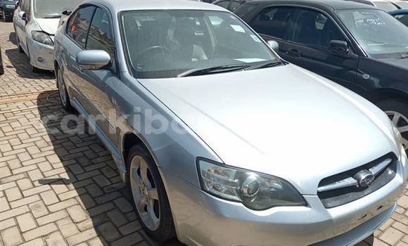 Buy Used Subaru Legacy Silver Car in Kampala in Uganda