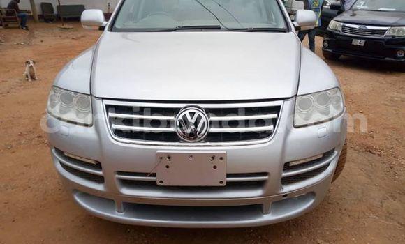 Buy Used Volkswagen Touareg Silver Car in Kampala in Uganda