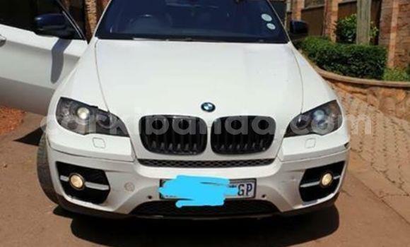 Buy Used BMW X6 White Car in Kampala in Uganda