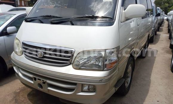 Buy Used Toyota Super Custom Beige Car in Kampala in Uganda