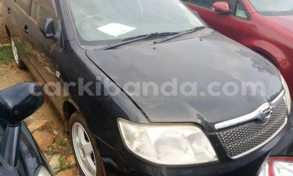 Buy Used Toyota Fielder Black Car in Kampala in Uganda