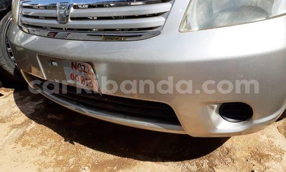 Buy Used Toyota Raum Silver Car in Kampala in Uganda