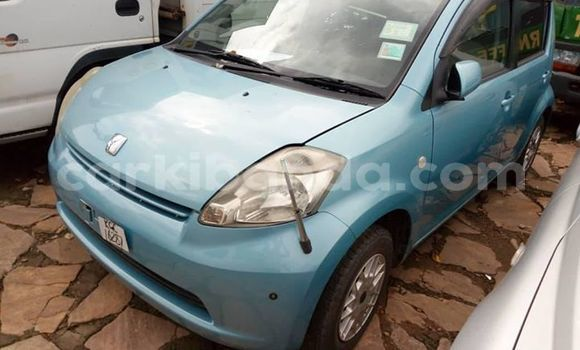 Buy Used Toyota Passo Blue Car in Kampala in Uganda