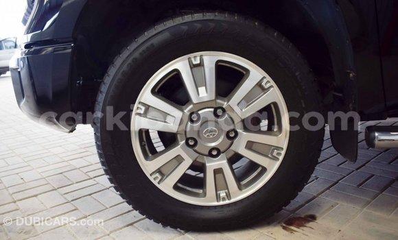 Buy Import Toyota Tundra Black Car in Import - Dubai in Uganda