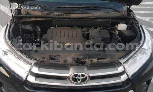 Buy Import Toyota Highlander Black Car in Import - Dubai in Uganda