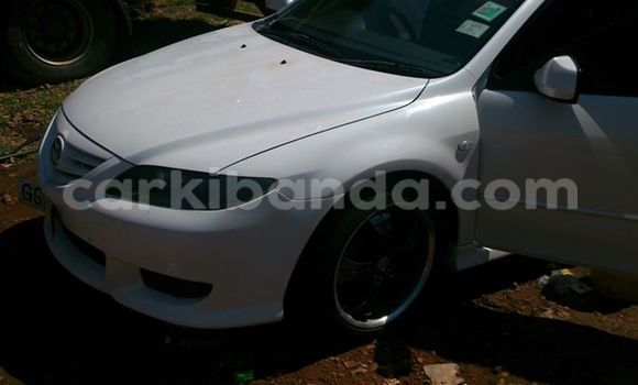 Buy Used Mazda 323 White Car in Arua in Uganda