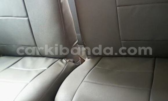 Buy Used Toyota 4Runner Black Car in Kampala in Uganda