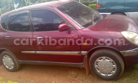 Buy Used Toyota 4Runner Red Car in Arua in Uganda