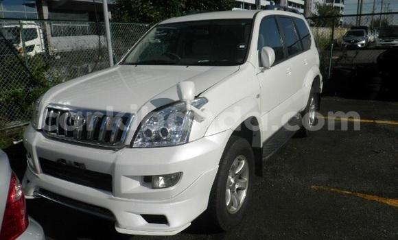 Buy Used Toyota 4Runner Black Car in Arua in Uganda