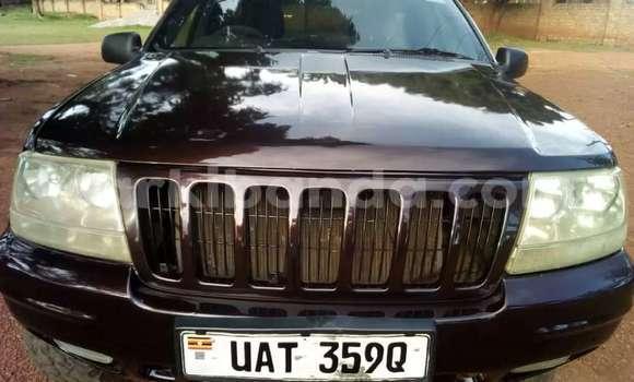 Buy Used Jeep Grand Cherokee Other Car in Kampala in Uganda