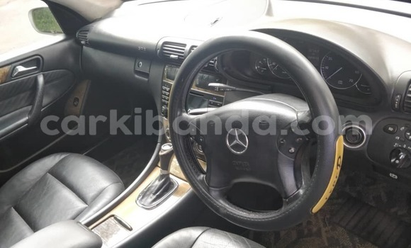Buy Used Mercedes‒Benz C–Class Silver Car in Kampala in Uganda
