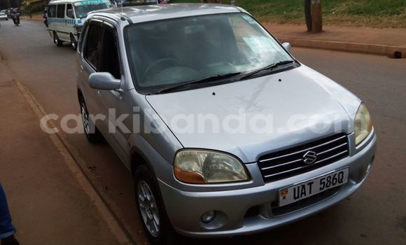 Buy Used Suzuki Alto Silver Car in Arua in Uganda