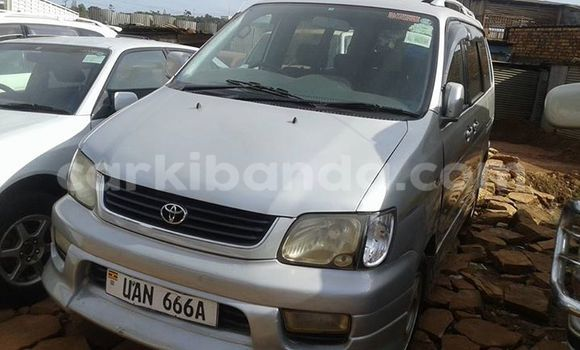 Buy Used Toyota 4Runner Silver Car in Arua in Uganda