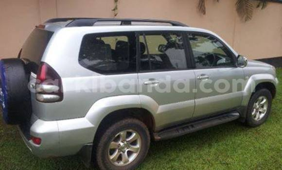 Buy Used Toyota 4Runner Silver Car in Arua in Uganda