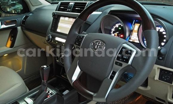 Buy New Toyota 4Runner White Car in Arua in Uganda