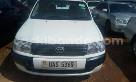 Buy Used Toyota Probox White Car in Kampala in Uganda