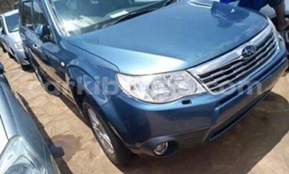 Acheter Occasion Voiture Subaru Forester Bleu à Kampala, Ouganda