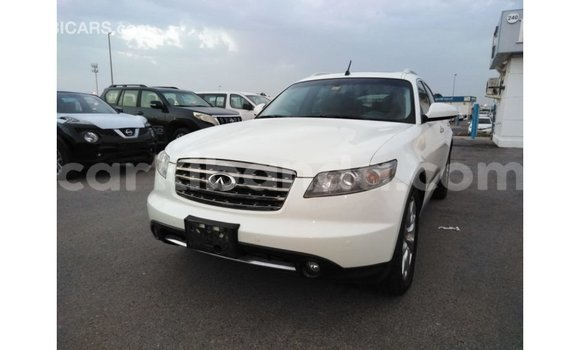 Buy Import Infiniti FX White Car in Import - Dubai in Uganda