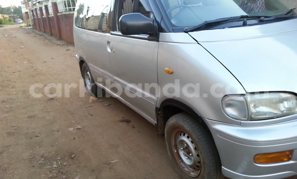 Buy Used Nissan Serena Silver Car in Arua in Uganda