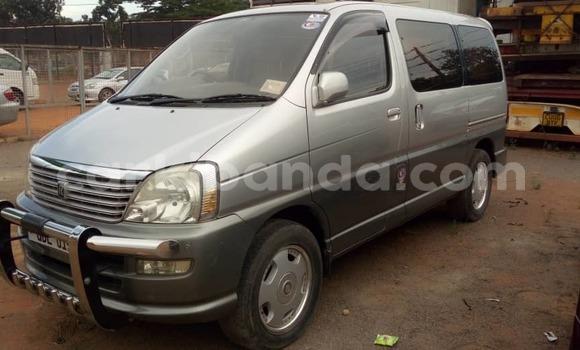 Buy Used Toyota Regius Silver Car in Kireka in Central
