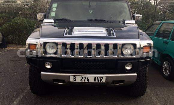 Buy Used Hummer H2 Black Car in Arua in Uganda