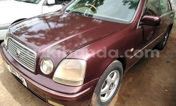 Buy Used Toyota Progress Red Car in Kampala in Uganda