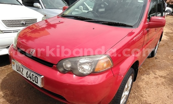 Buy Used Honda HR–V Red Car in Kampala in Uganda