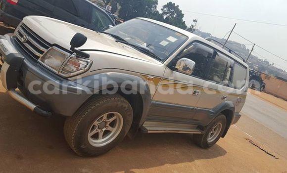 Buy Used Toyota T100 Silver Car in Arua in Uganda