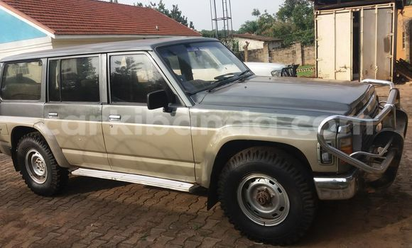 Buy Used Nissan Patrol Silver Car in Arua in Uganda