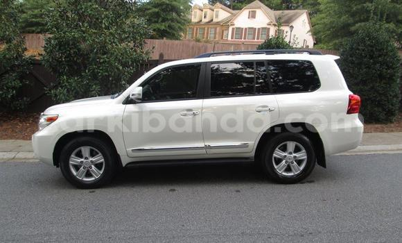 Buy Used Toyota Land Cruiser White Car in Hoima in Uganda