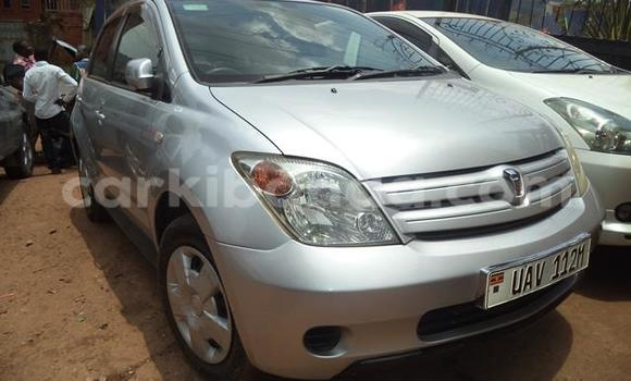 Buy Used Toyota IST Silver Car in Arua in Uganda