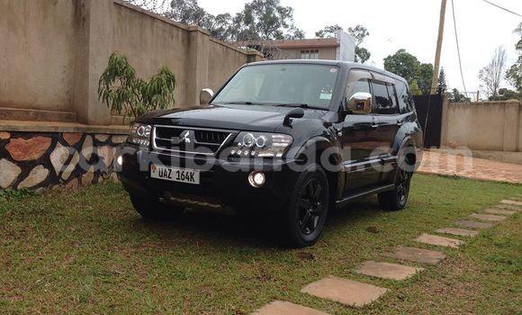 Buy Used Mitsubishi Pajero Black Car in Kampala in Uganda