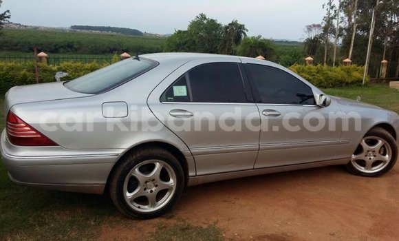 Buy Used Mercedes Benz S-Class Black Car in Kampala in Uganda