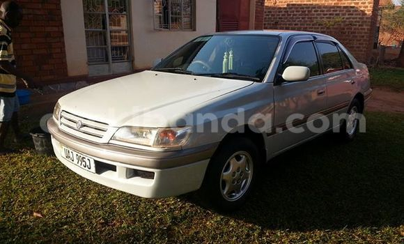 Buy Used Toyota Premio Black Car in Kampala in Uganda