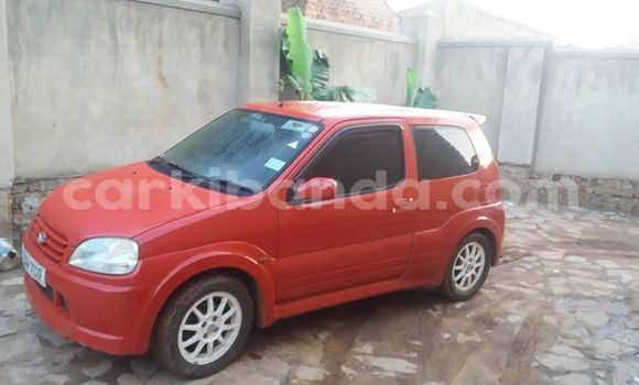 Buy Used Suzuki Swift Black Car in Kampala in Uganda