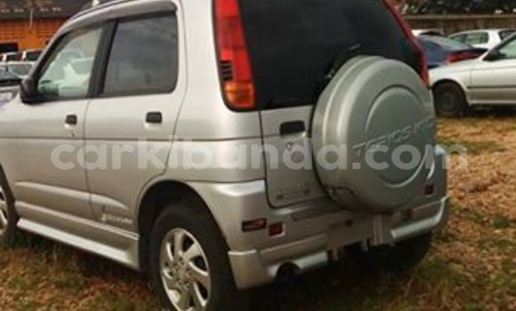 Buy Used Daihatsu Sirion Black Car in Kampala in Uganda