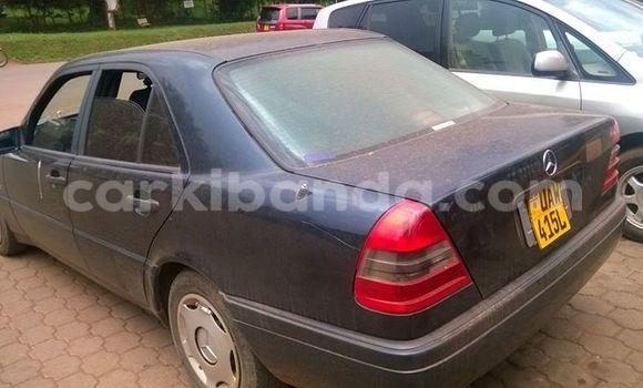 Buy Used Mercedes‒Benz 200 Black Car in Kampala in Uganda