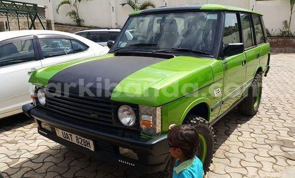 Buy Used Land Rover Range Rover Black Car in Kampala in Uganda