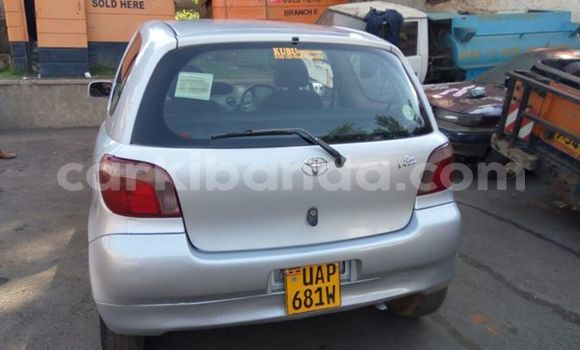 Buy Used Toyota Vitz Black Car in Kampala in Uganda