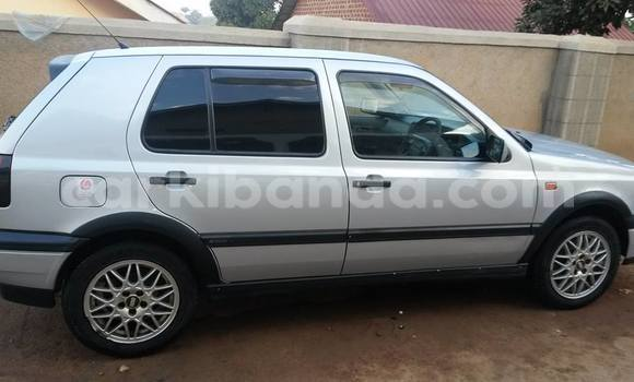 Buy Used Volkswagen Golf Silver Car in Arua in Uganda