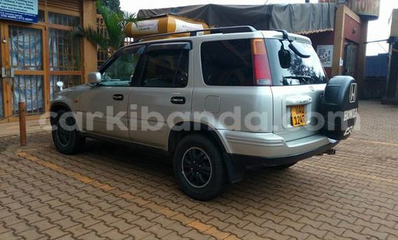 Buy Used Honda CR–V Black Car in Kampala in Uganda