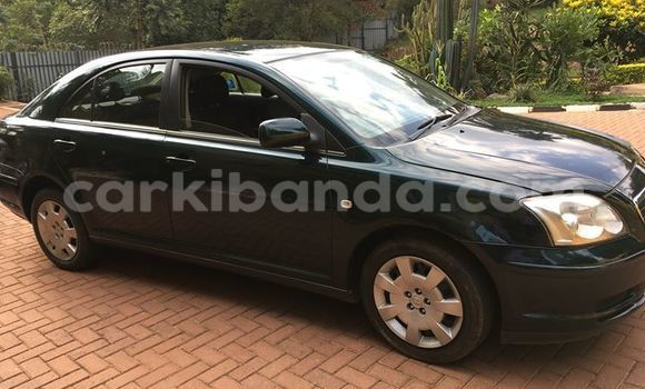 Buy Used Toyota Avensis Black Car in Kampala in Uganda
