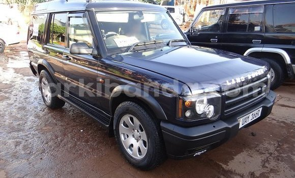 Buy Used Land Rover Discovery Black Car in Arua in Uganda