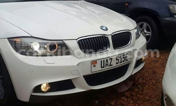 Buy Used BMW 3–Series Black Car in Kampala in Uganda
