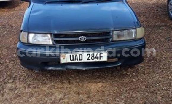 Buy Used Toyota Corsa Black Car in Kampala in Uganda