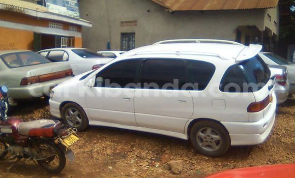 Buy Used Toyota IST Black Car in Kampala in Uganda