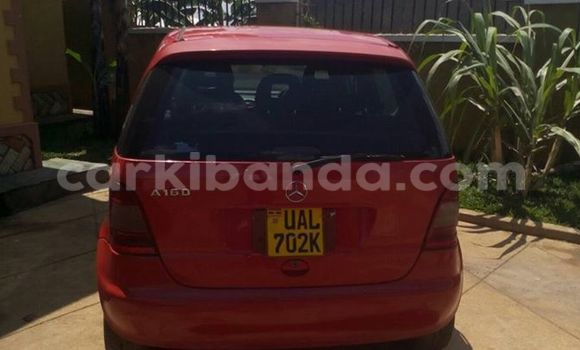Buy Used Mercedes Benz A–Class Black Car in Kampala in Uganda