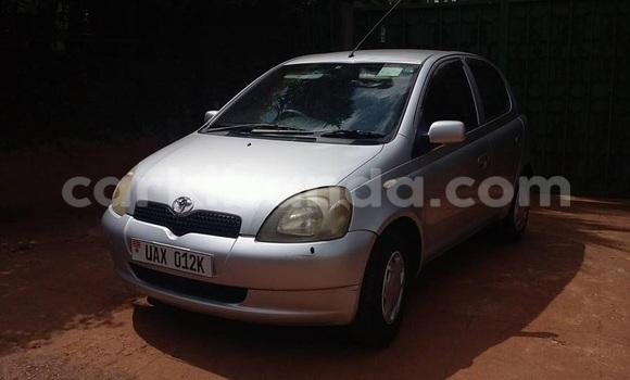 Buy Used Toyota Vitz Black Car in Kampala in Uganda